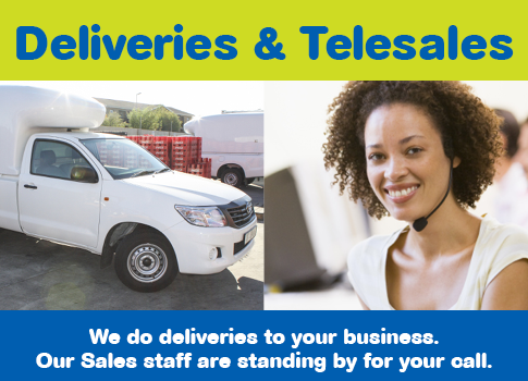 Giant hyper Deliveries and Telesales