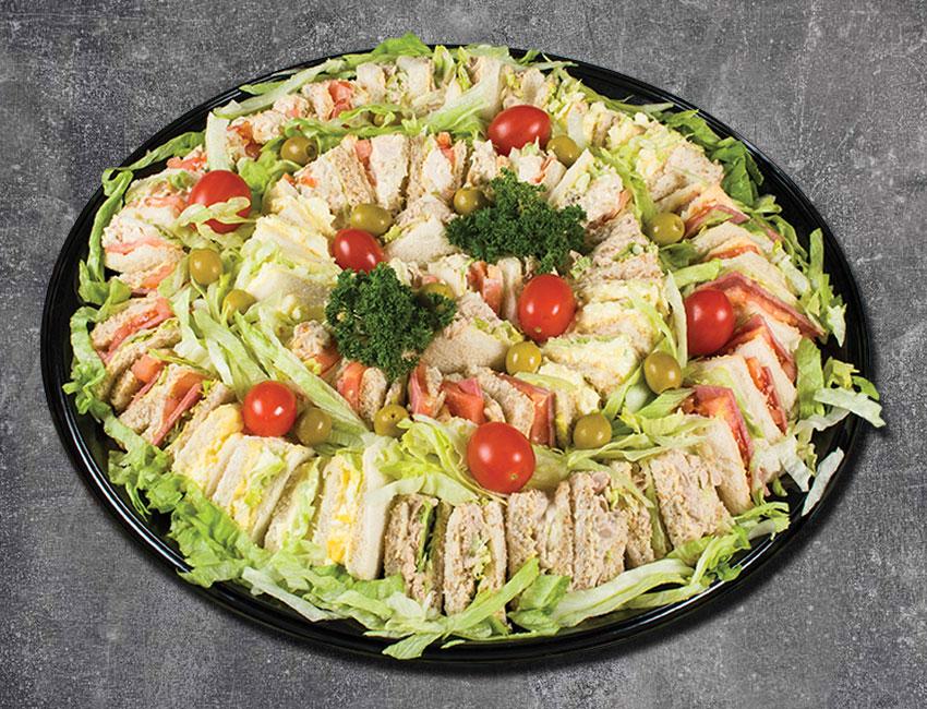Sandwich Platter Giant Hyper