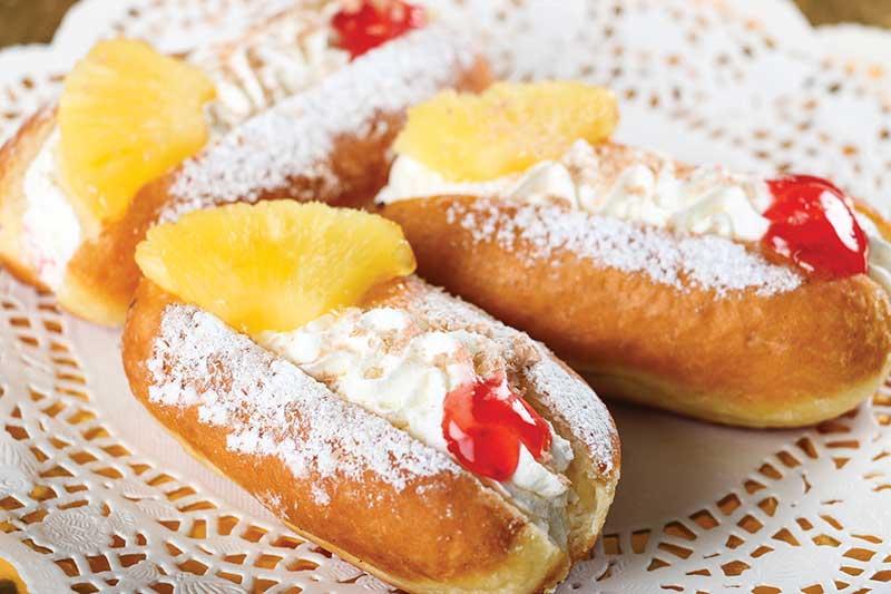 Cream Doughnut Giant